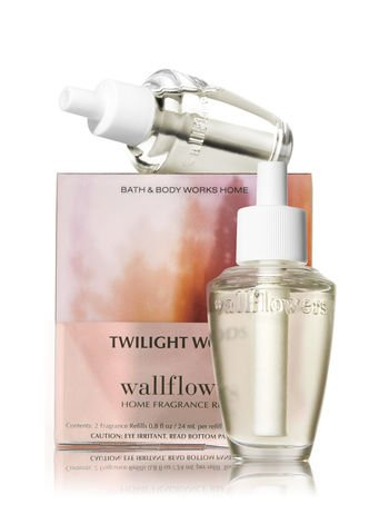 Bath and Body Works Signature Collection Twilight Woods Wallflower Home Fragrance Refills
