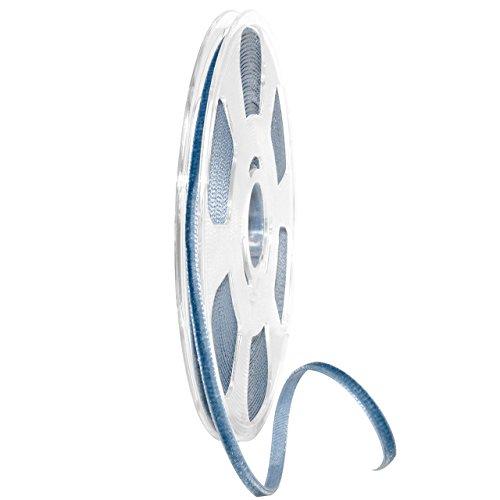 Morex Ribbon 01205/10-536 Nylvalour Velvet Ribbon, 3/16