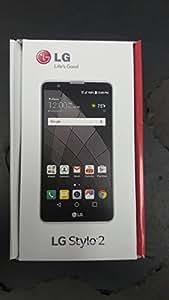 LG StylO 2 K540 Cricket Wireless Smart Phone Unlocked (Black)