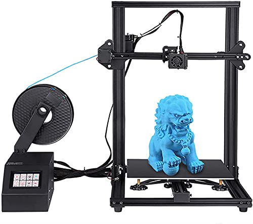 RSBCSHI 3D Printer, Upgraded Dual Z Axis Leading Screws Resume Printing Function Print Size 220 220 250Mm for Hobbyists…