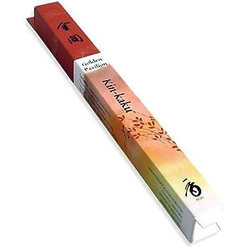 Amazon com: SHOYEIDO, Incense New Moon, 40 Count: Home & Kitchen