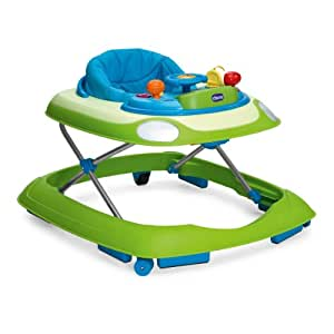 Chicco 04079028520000 Greeny - Tacatá con mesa de juegos: Andador ...