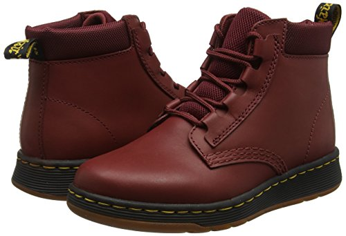 Red sports Dr Martens Red Stivali Rosso Donna Temperley Cherry cherry Space Telkes qPXrfwP