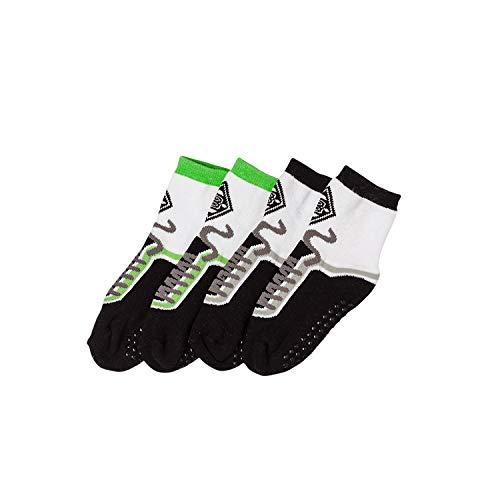 31-34 23-26 Borussia M/önchengladbach ABS Kids-Socken 2-er Pack Gr