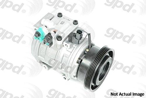 GPD A/C Compressor 6512607