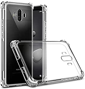 Protector Cover For Huawei Mate 10, Clear