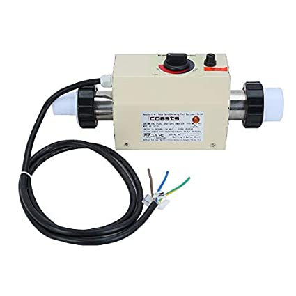 Amazon Com Simoner 3kw 220v Pool Water Heater Electric Swimming