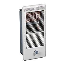 TPI Corp E4315TRPW E4315TRPW/MWS115TCW in-Wall Vent Heater