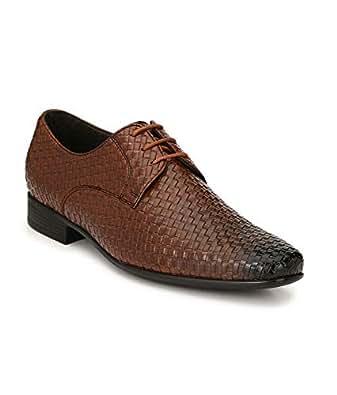 San Frissco Men's Formal Oxford/Brouges/Lace-Ups/Officewear/Partywear/Wingtip/Dress Shoes for Men