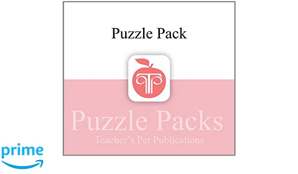 And Then There Were None Puzzle Pack - Teacher Lesson Plans ...