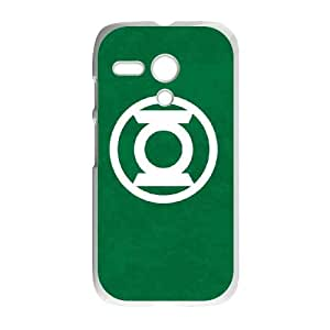Green Lantern Logo Green Motorola G Cell Phone Case White toy pxf005_5895621