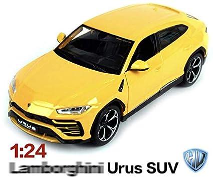 Buy Maisto Diecast Car 1 24 Lamborghini Urus Yellow Online At Low