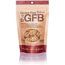 The GFB Gluten Free, Non-GMO High Protein Bites,Chocolate Cherry Almond, 4 Ounce
