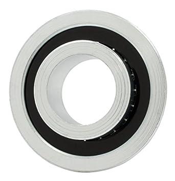 Cortacésped rueda reborde 1/2 x 1 - 1/8 x 1/2 pulgadas rodamientos ...