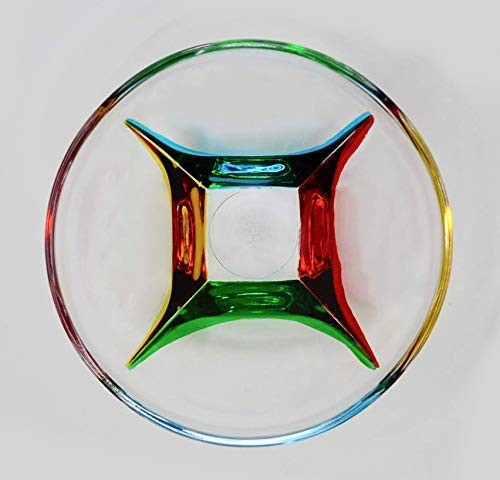 (Murano Glass Fusion Bowl)