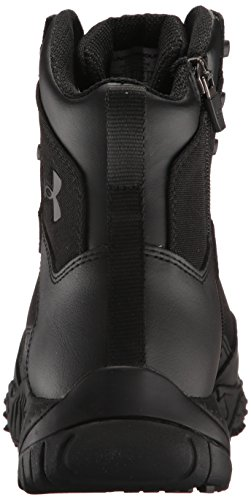 Under Armour UA Stellar Tac Side Zip, Scarpe da Arrampicata Basse Uomo Nero (Black/ Black/ Black 001)