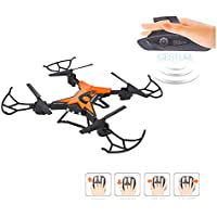COLORTREE Mini Drone RC Quadcopter With Gesture Control 3D Flips One-key Motion Controlling Function Play For Fun