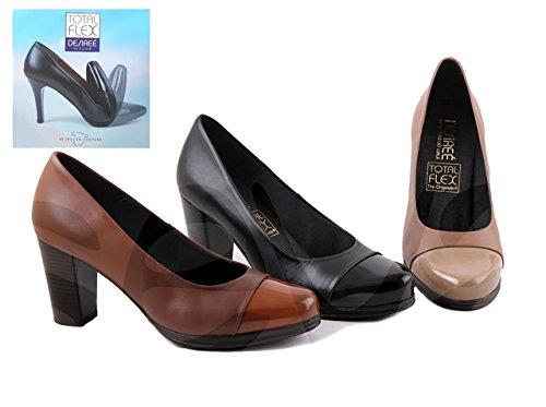 Desireé- 1148l - Zapato Señora Piel Cuero