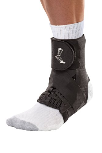 Mueller Sports Medicine The One Ankle Brace, Black, Medium (Pack of 1)