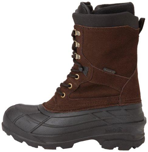 Pictures of Kamik Men's Nationplus Boot Brown D(M) US 4