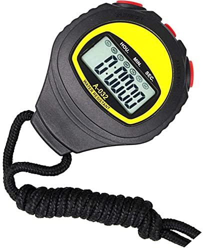 GLLP Stopwatch Timer Multifunctionele Stopwatch Sport Fitness Stopwatch Timer Race Running Track En Veld Training…