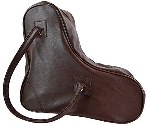 Lenexa Roller Skate Bag (Leather Brown) ()