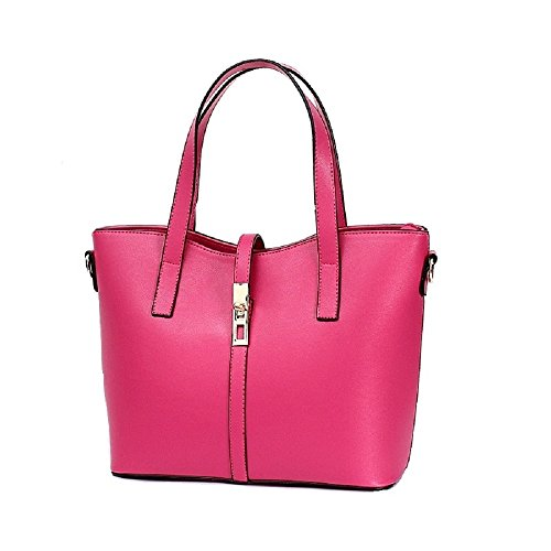 All Match And Fashion Woman Girl Bag Clutches Cross-body Bag Tote Bag Satchels Pu Leather Bag--fast Delivery In One Week