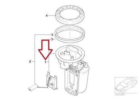Amazon Com Mini Oem Fuel Pump Assembly With Fuel Level Sending Unit