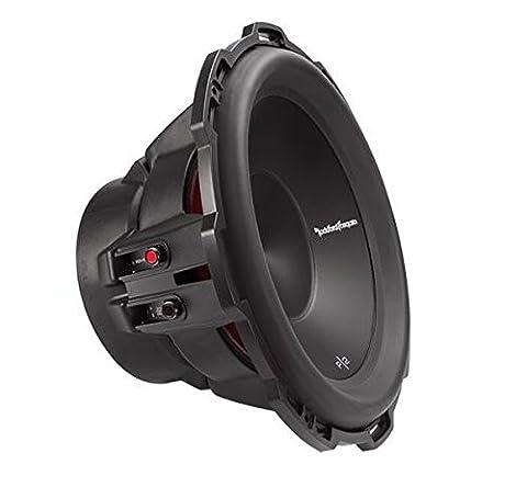 Rockford Fosgate P2D2-12 Punch P2 DVC 2-Ohm 12-Inch 400-Watt RMS, 800-Watt Peak Subwoofer (12 2 Sub)