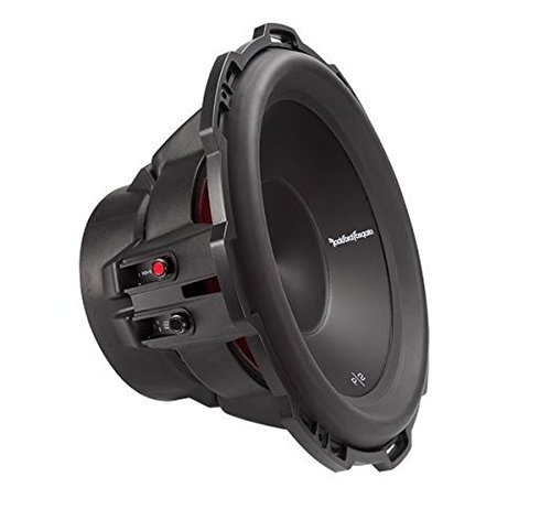 Rockford Fosgate Car Speakers And Subwoofers (Rockford Fosgate P2D2-12 Punch P2 DVC 2-Ohm 12-Inch 400-Watt RMS, 800-Watt Peak Subwoofer)
