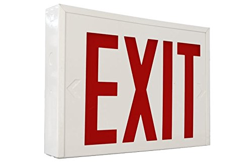 Steel Exit Sign - New York City Exit Sign