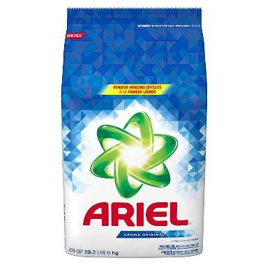 - Ariel Aroma Original Laundry Detergent (211oz.)