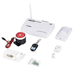 Zerone Wireless Home Smart Security System, gsm Voz ...