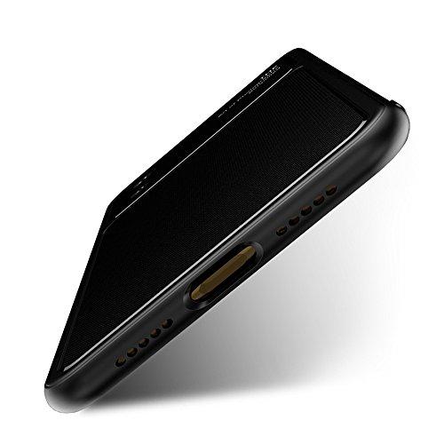 Sottile Ultra Huawei Huawei Shmimy Pro nero Resistente per graffio P20 Anti P20 Custodia Cover Custodia Pro 5AnnFq