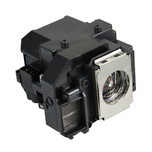 Epson Replacement Lamp with Housing and Original Bulb for EB-1735W; EB-S10; EB-S9