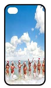 Joyful Merry Christmas Hard Case Cover Skin for Apple iPhone 4/4s