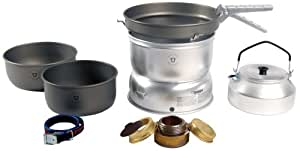 Trangia 25-8 Ultralight Hard Anodized Stove Kit