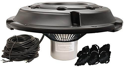 Kasco 2400AFB 100 High Oxygen Transfer Aerator - Float, ½hp 120 volts 100' Cord, with Bottom Screen