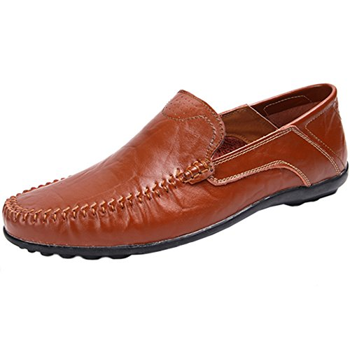 Zanpa Homme Casual Mocassins 1#brown apmuek