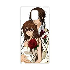 Vampire Knight Samsung Galaxy Note 4 Cell Phone Case White ndph