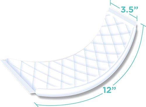 Sposie Booster Pads Diaper Doubler, 180 Count, 6 Packs of 30 Pads by Select Kids (Image #7)