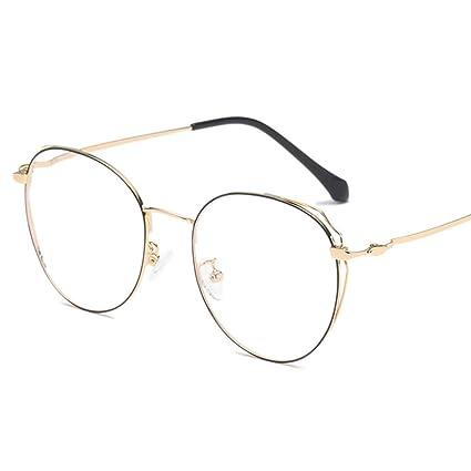 Amazon Com Zyy Anti Blue Light Glasses Vintage Round Frame