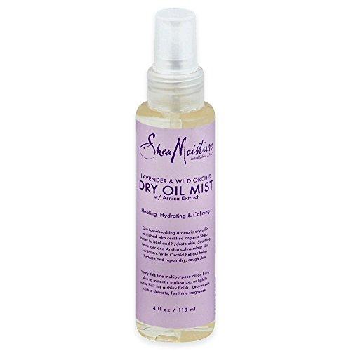 SheaMoisture Lavender Arnica Dry Moisturizer