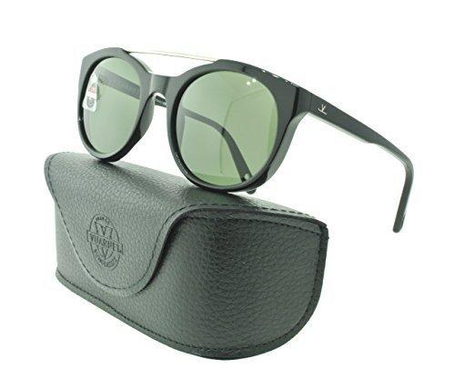 ac9e3cd57e Vuarnet Pure Grey VL1606 0001 (Black with Black lenses)