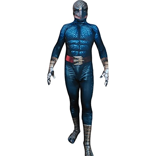 MyPartyShirt Birdman Blue Adult Costume-Adult