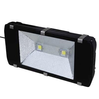 屋外ライト 160WハイパワーウォームホワイトLEDフラッドライトランプ、AC 85-265V、光束:12800-14400lm 屋外の壁、裏庭、フェンス、ガレージ、庭、私道 (SKU : S-led-1585ww) B07RLX97R5  S-led-1585ww