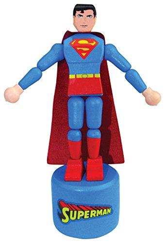 Entertainment Earth DC Comics Superman Push Puppet