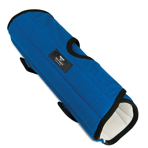 IMAK A10113 Elbow Support Universal with Polyflannel - Blue by Brownmed Inc