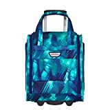 """Ricardo Beverly Hills Luggage Sea Cliff 16"""" Under-Seat Suitcase, Watercolor Blue"""