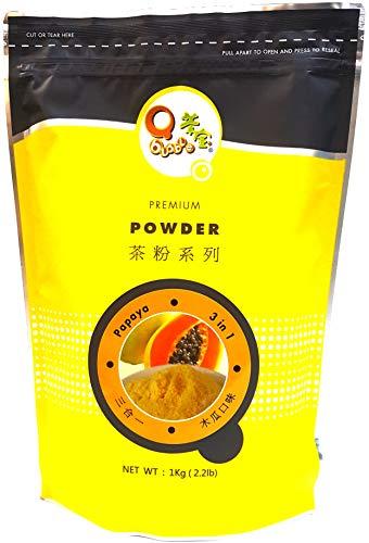Qbubble Tea Powder Papaya Powder, 2.2 Pound ()
